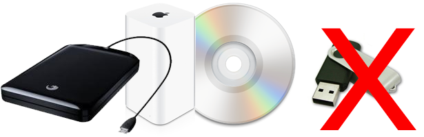 Como fazer backup do Mac com o Time Machine