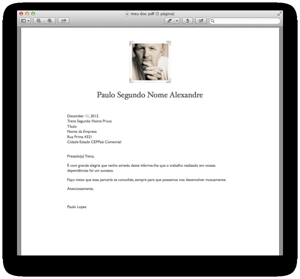 Como inserir assinaturas digitais em documentos PDF