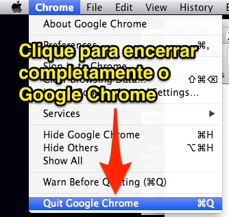 3 dicas de google chrome no mac
