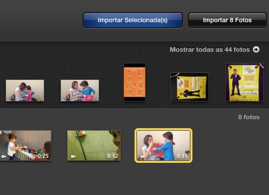 Como transferir fotos tiradas no iPhone para o Mac