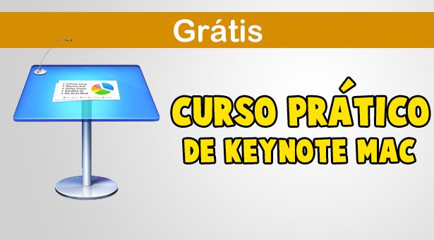 Curso Prático de Keynote Mac - Completo -
