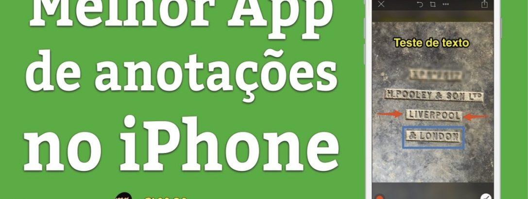 Como Fazer Anotações Em Imagens no Seu iPhone