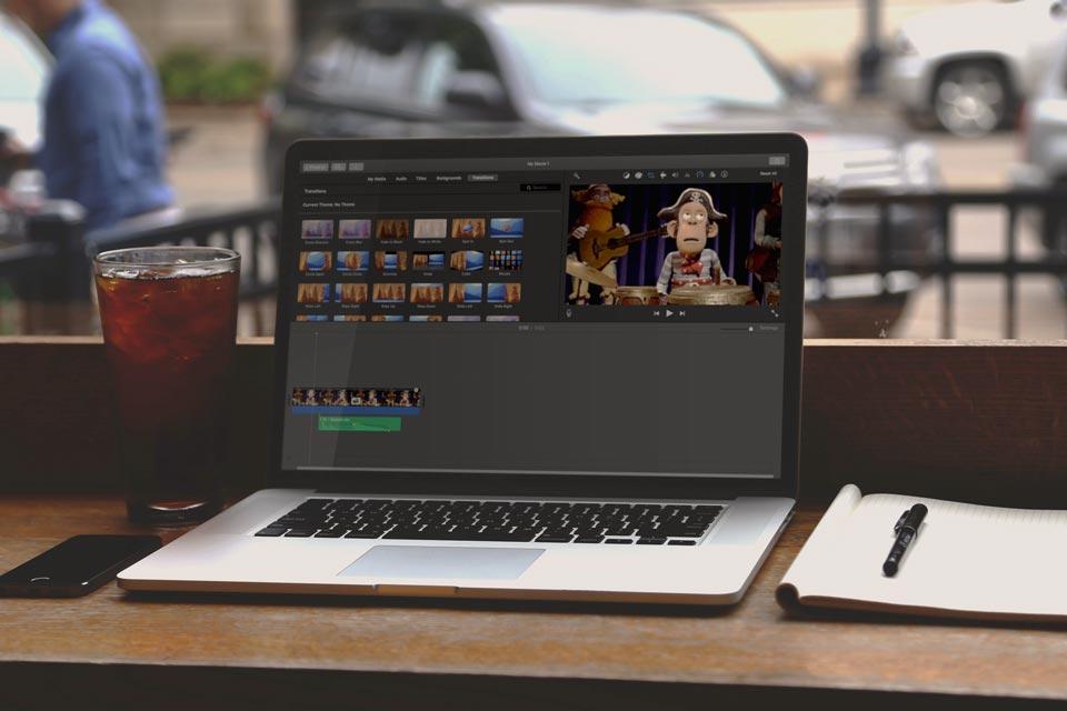 AULA COMPLETA: Faça Uma Edição Rápida (e do ZERO) Com o iMovie do Mac – Aula Prática Para Iniciantes