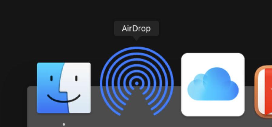 Como Inserir o Icone do AirDrop e iCloud no Dock do Mac